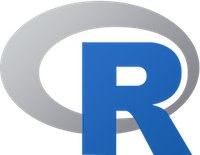 R software logo